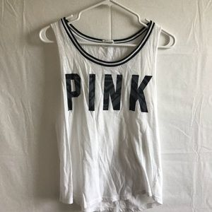 MOVING! MUST GO! VS PINK tank top